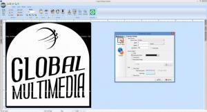 Enlarge Logo Design Studio Screenshot
