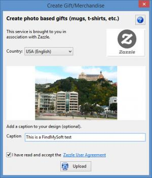 Enlarge SCRAP Photo Editor Screenshot