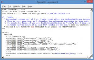 Enlarge Agena Screenshot
