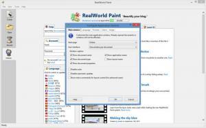Enlarge RealWorld Paint Screenshot