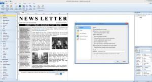 Enlarge WYSIWYG Web Builder Screenshot