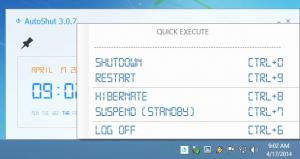 Enlarge AutoShut Screenshot