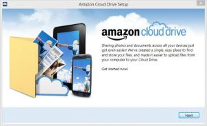 Enlarge Amazon Cloud Drive Screenshot