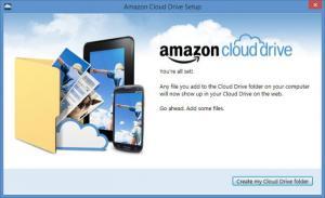 Enlarge Amazon Cloud Drive Screenshot