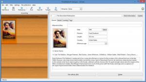 Enlarge GCstar Screenshot