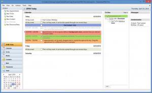 Enlarge EssentialPIM Pro Screenshot