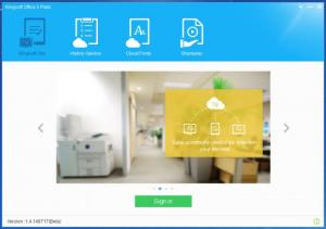 Enlarge Kingsoft Office X Plats Screenshot