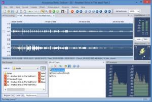 Enlarge Acoustica Basic Edition Screenshot