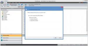 Enlarge TurboBackup Screenshot