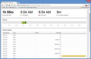 Enlarge Time Doctor Tasks Screenshot