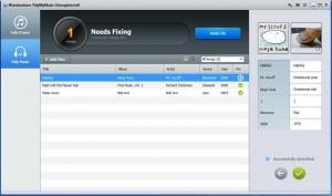 Enlarge TidyMyMusic Screenshot