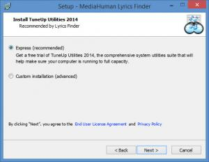 Enlarge MediaHuman Lyrics Finder Screenshot