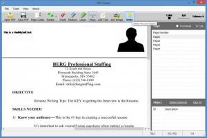 Enlarge PDF Eraser Screenshot
