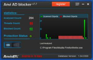 Enlarge Anvi AD Blocker Screenshot