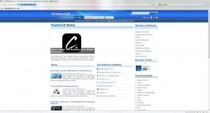 Enlarge 360 Browser Screenshot