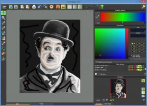 Enlarge Color Magic Screenshot