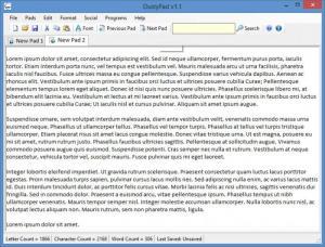 Enlarge DustyPad Screenshot