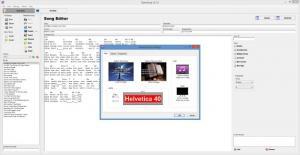 Enlarge OpenSong Screenshot