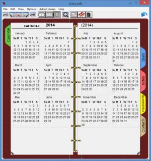 Enlarge In My Diary Screenshot