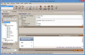 Enlarge AllWebMenus Screenshot