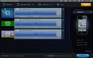 Enlarge WonderFox DVD Video Converter Screenshot