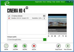 Enlarge CinemaHD Screenshot