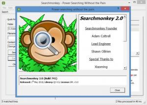Enlarge Searchmonkey Screenshot