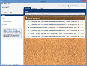 Enlarge Memonic Screenshot