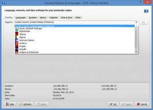 Enlarge Amarok Screenshot