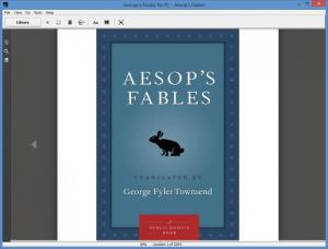 Enlarge Kindle Screenshot