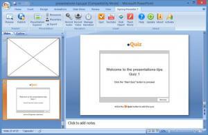 Enlarge iSpring Presenter Screenshot