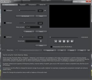 Enlarge MAGIX Video Pro Screenshot