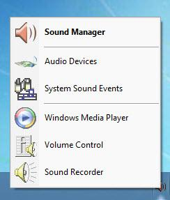Enlarge Realtek High Definition Audio Screenshot