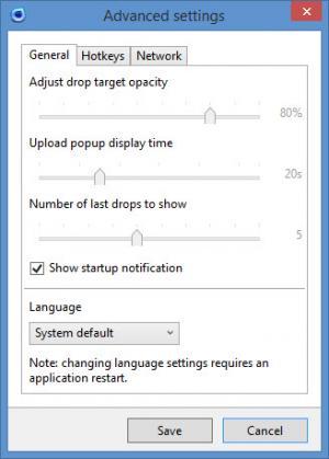 Enlarge Droplr Screenshot