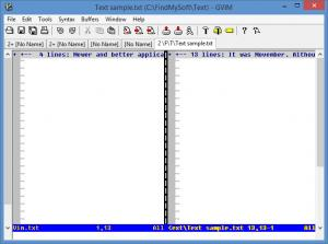 Enlarge Vim Screenshot