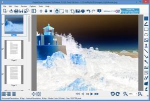 Enlarge PaperScan Free Screenshot