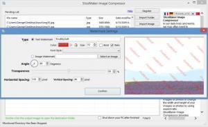 Enlarge SliceMaker Image Compressor Screenshot