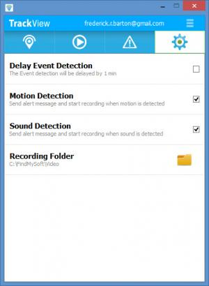 Enlarge TrackView Screenshot