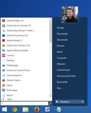 Enlarge StartMenu 8+ Screenshot