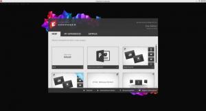 Enlarge IntuiFace Composer Screenshot