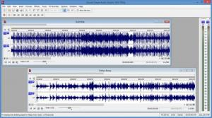 Enlarge Sound Forge Audio Studio Screenshot