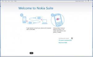 Enlarge Nokia Suite Screenshot
