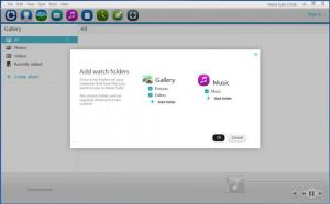 Enlarge Nokia Suite Screenshot