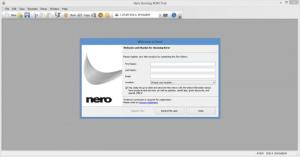 Enlarge Nero Burning ROM Screenshot