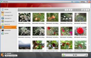 Enlarge HiSuite Screenshot
