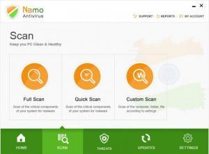 Enlarge Namo AV Screenshot