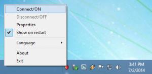 Enlarge ExpatShield Screenshot