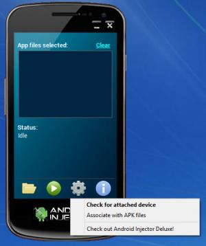 Enlarge Android Injector Screenshot
