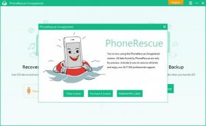 Enlarge PhoneRescue Screenshot