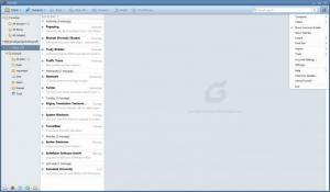 Enlarge Foxmail Screenshot